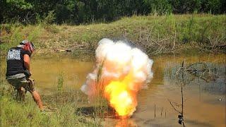 Making a Fireball Shooting Gun...