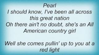 Aaron Watson - All American Country Girl Lyrics