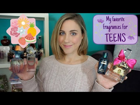 My Favorite TEEN Fragrances | Perfume Collection