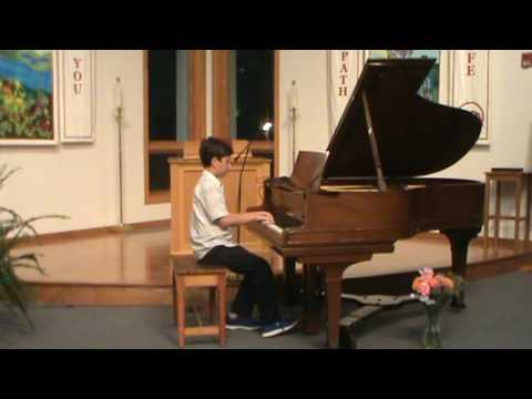 Please enjoy Piano Concerto by E. Grieg.  This student has been studying with me for 4 years.