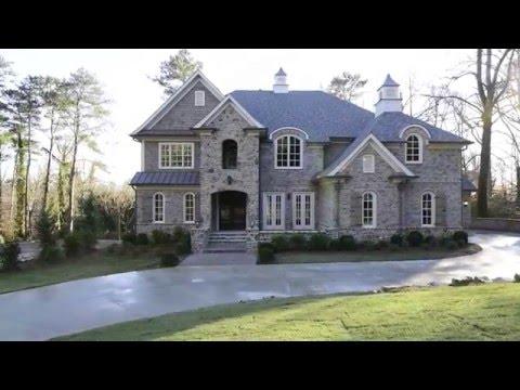 Buckhead atlanta custom home builder for Custom home builders in atlanta