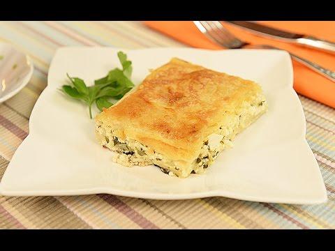 Peynirli Börek Tarifi - Semen Öner - Yemek Tarifleri