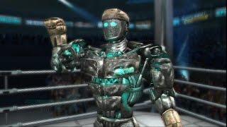 Живая сталь(Real steel)-Скоростной Атом(Часть 3)