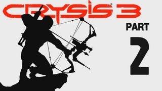 ► Crysis 3   #2   Travička zelená   CZ Lets Play / Gameplay [HD] [PC]
