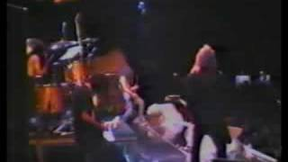 Faith No More - War Pigs ft. James Hetfield Sacramento 1989