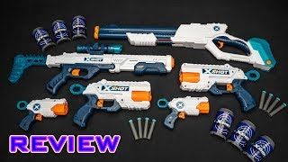 [REVIEW] Zuru X-Shot Group Review | Hawk Eye, Vigilante, Reflex 6, & MK3