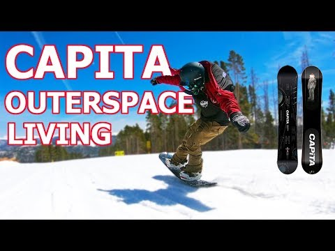 Capita Outerspace Living Snowboard Review