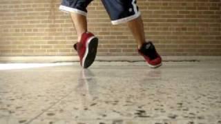 Cwalking/Jerkin Footwork