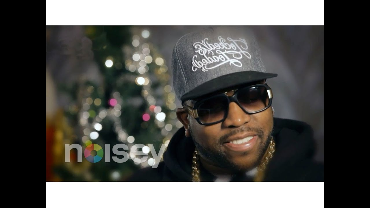 Big Boi Reading How The Grinch Stole Christmas Is The Best