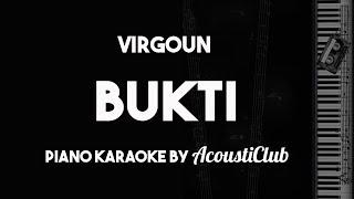 Virgoun   Bukti (Piano Karaoke Lirik Tanpa Vokal)