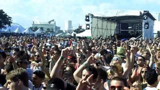 "(HD) Avicii ""Levels"" Live @ Ultra Music Festival 2011"