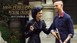 Miss Peregrines Home For Peculiar Children  Set Tour With Ransom Riggs HD  20th Century FOX