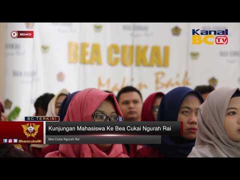 [Redaksi] Kunjungan Mahasiswa ke Bea Cukai Ngurah Rai