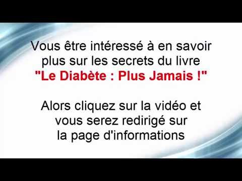 Les derniers médicaments contre le diabète