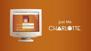 CHARLOTTE   Just Me [Official Audio]