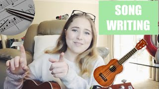 HOW TO WRITE A SONG + BEHIND THE LYRICS!