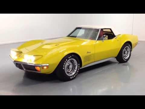 1972 Chevrolet Corvette for Sale - CC-1043138