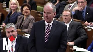 Rob Nicholson gets his feet wet as foreign minister