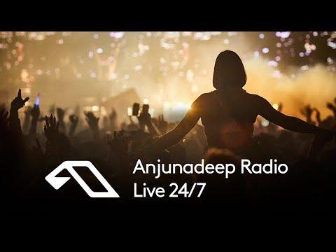 Anjunadeep Radio • Live 24/7 • Best of Deep House, Chill, Electronic, Melodic (видео)