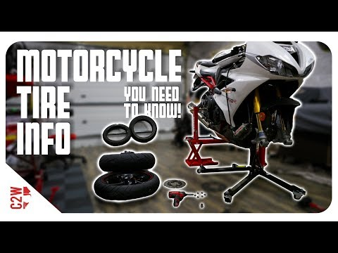 You NEED to know this about MOTORCYCLE TIRES