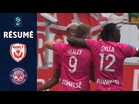 AS Association Sportive Nancy Lorraine 0-4 FC Toulouse