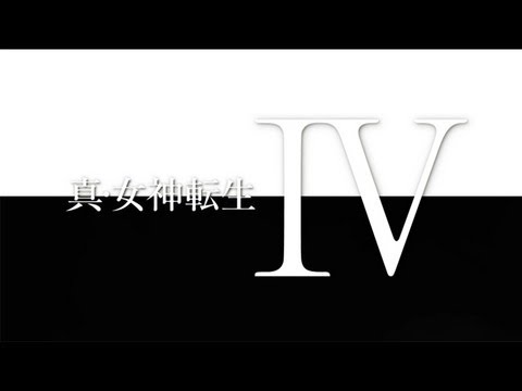 Watch Shin Megami Tensei IV's Trailer Again For The First Time
