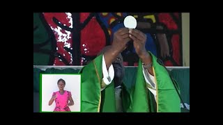 AULAYE MWILI WANGU -By Stanslaus Mujwahuki ,Chang'ombe Catholic Singers- Dsm,Tanzania.