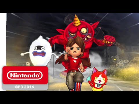 Видео № 0 из игры Yo-Kai Watch 2: Души во плоти [3DS]