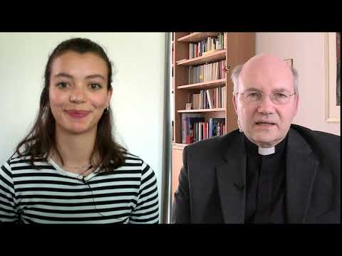 Katharina und Bischof Helmut - Zwiegespräche in Zeiten von Corona (Teil 8)