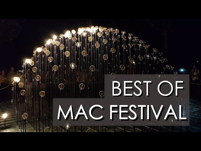 The Best of the MAC FESTIVAL | LA MERCÈ 2018