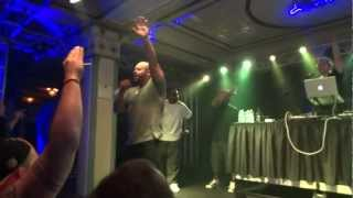 Joell Ortiz w/ Slaughterhouse - Battle Cry [Live in Indy 2012-04-26]