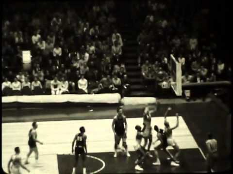 Northwestern Basketball vs. Pittsburgh, 12/8/1956