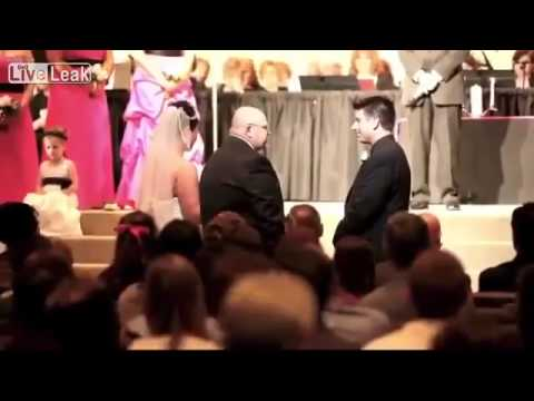 A Father's Highly Emotional Wedding Speech