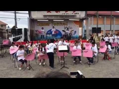 島田市立六合中学校吹奏楽部