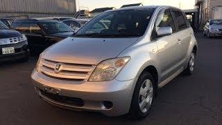 2002 Toyota IST sold to Zambia - Autorec Enterprise Ltd