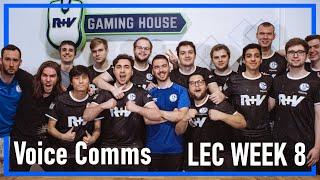 LEC : le Voice Comms de la semaine 8 du FC Schalke 04