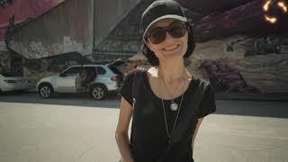 Урбанистическая фотосессия. Красивая фотосессия девушки в нижнем белье. VLOG #29