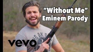 """Without Me"" Eminem Parody - Romy G"