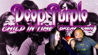 DEEP PURPLE Child In Time Reaction!!!