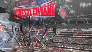 WWE Wrestlemania 32 intro