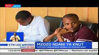 Mzozo ndani ya KNUT: Mudzo Nzili aondolewa ofisini
