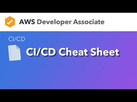 CI/CD — CheatSheet - YouTube
