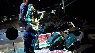 Chris Isaak - Blue Hotel - O2 Arena, London - October 2017