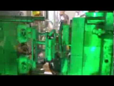 BH Injecție Serie Rapidă din material Plastic China Plast 2013