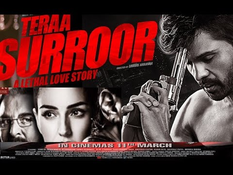 teraa surroor movie promotion event 2016 himesh reshammiya n