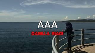 Danilla Riadi   AAA [musik Lirik]  [MUSIK INDIE FOLK INDONESIA]