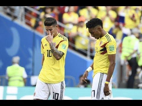 Día 6: Otro mal día para Latinoamérica, Colombia pierde ante Senegal