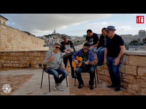 "Massilia Sound System interprète ""A Marseille"" à la Fiesta des Suds"