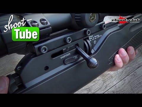 Hämmerli 850 AirMagnum Co2 Gewehr - shoot-club Produkttest