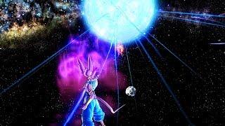 Beerus's Hakai Destroy all Ultimates?! - Dragon Ball Xenoverse 2